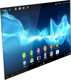Sony Tablet S – An Android Tablet Like No Other   Sony Electronics