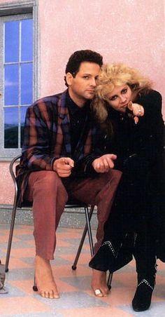Stevie Nicks Lindsey Buckingham, Buckingham Nicks, Rumours Album, Best Guitar Players, Stevie Nicks Fleetwood Mac, Culture Club, Hopeless Romantic, Beautiful Couple, Rockers