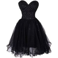 Dressystar Sweetheart Tulle Prom Party Dress Knee Length Beadings: Amazon.co.uk: Clothing