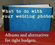 A guide to budget friendly wedding albums and DIY album alternatives from the designer of a la carte albums Canvas Photos, Photo Canvas, Wedding Fun, Wedding Things, Wedding Photo Albums, Wedding Photos, Craft Tutorials, Diy Projects, Baba Ramdev