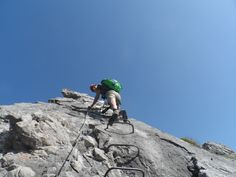 Klettersteig Near Me : Best mindelheimer klettersteig images