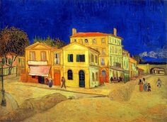 Vincent Van Gogh, The Yellow House, 1888