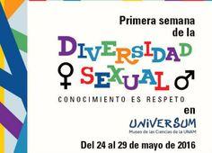 Universum celebra la Primera Semana de la Diversidad Sexual