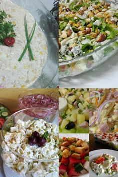 Pasta Salad, Cobb Salad, Christmas Cooking, Favorite Holiday, Camembert Cheese, Dairy, Favorite Recipes, Ethnic Recipes, Food