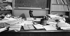 Science Shows How People With Messy Desks Are Actually Different Than Everyone Else