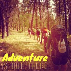 Adventure is out there - Cabin Loop Trail, Coconino National Forest #backpacking