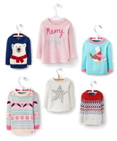 Looking for some brilliant Christmas jumpers for babies and young children this holiday season? Check out this selection
