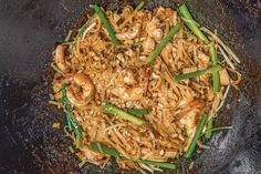 Pad Thai - From Jet Tila's new book '101 Asian Dishes You Need to Cook Before You Die'