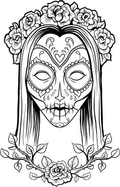 Skull Coloring Sheets skull coloring pages for adults best coloring pages for kids Skull Coloring Sheets. Here is Skull Coloring Sheets for you. Skull Coloring Sheets sugar skull coloring page free printable coloring pages. Skull Coloring Pages, Halloween Coloring Pages, Adult Coloring Book Pages, Coloring Pages To Print, Printable Coloring Pages, Coloring Pages For Kids, Coloring Sheets, Coloring Books, Mandala Coloring
