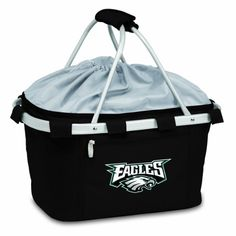 NFL Philadelphia Eagles Metro Insulated Basket * You can find out more details at the link of the image.