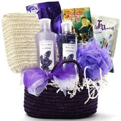 10 Retirement Gift Ideas for Women ... Body care products and other gift baskets └▶ └▶ http://www.pouted.com/?p=25847