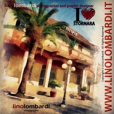 www.linolombardi.it #Stornara #italy #photo #photopaint #photography #paint #picture #puglia #Digital art #metropolitan