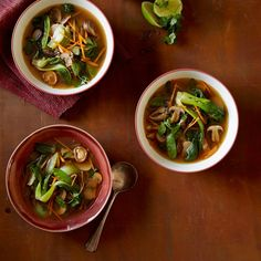 Asian Mushroom Soup | Recipes | Weight Watchers