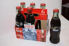 Coca Cola 1999 Army/Navy 100th game 6 pack FULL $15 Pepsi, Coke, Coca Cola, Bottles For Sale, Army & Navy, Appreciation, Canning, Collection, Home Canning