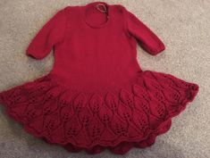 Yarn Over, Alpaca Wool, Flare Skirt, 6 Years, Wool Blend, Girls Dresses, Daughter, Short Sleeve Dresses, Pure Products