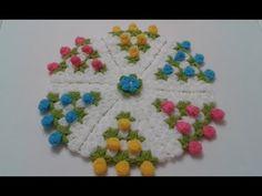 Mahi Karpinar shared a video Crochet Shawl, Knit Crochet, Crochet Instructions, Collar Pattern, Crochet Videos, Crochet Flowers, Doilies, Pot Holders, Crochet Necklace