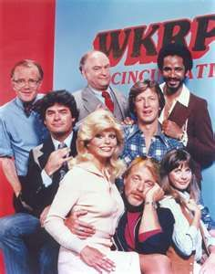 Johnny Fever, Venus Fly Trap, Andy, Bailey, Les, Herb, Jennifer, Mr. Carlson...Family Hour.