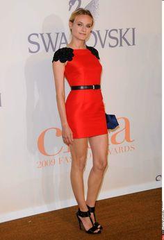 Diane Kruger - 2009 CFDA Fashion Awards