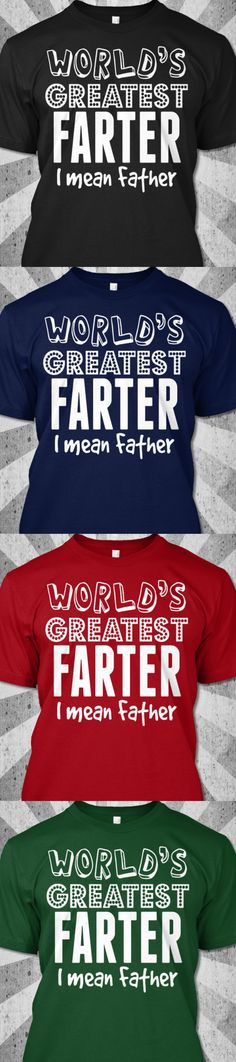 Looking for Father's Day Gift? Check out this awesome Father's Day t-shirt you will not find anywhere else. Not sold in stores and Buy 2 or more, save on shipping! Grab yours or gift it to a friend, you will both love it