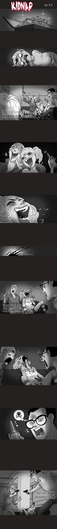 Silent Horror chap 181: Kidnap - Bắt cóc