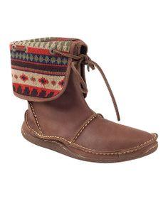 Durango City Santa Fe Women's Leather Ankle Moccasins – Style - Durango  Boot Company