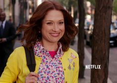 Attention: Tina Fey's New TV Show Hits Netflix March 6 via @PureWow