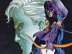 Segunda serie limitada protagonizada por Clint Barton, Ojo de Halcón y ambientada después del fin de los Vengadores Costa Oeste.