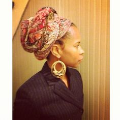 head wraps for natural hair | Head wraps make us feel at home #AFRICA #naturalhair #naturebel # ...