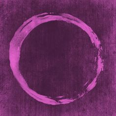 Enso 4 Painting  - Enso 4 Fine Abstract Art Print
