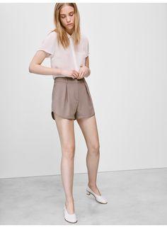 BABATON ANTOINE SHORTS - Ladylike shorts — because you are nothing if not a lady