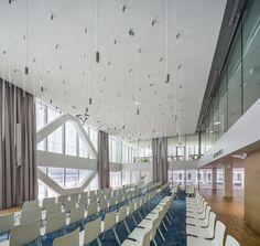 Heliotrop in Nantes - Bankgebäude von AIA Associés