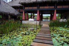 """Ayubowan!"" (May you live long!) "" on the #Blog : #Glamping #Review : "" #Jetwing #VilUyana: #Sigirya's slice of #heaven.""  by #MonicaSuma. #JetwingVilUyana #TravelBlog #Villas #SriLanka #EcoTourism #Honeymoon #Fairytale @jetwinghotels @monicasuma"