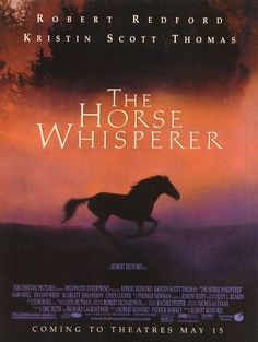 One of the movies that makes me cry every time I watch it. The Horse Whisperer ( 1998 ) Direte by Robert Redford With Kistin Scott Thomas And Scarlett Johansson