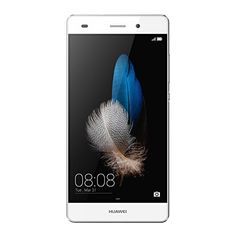 "Huawei P8 lite (US Version: ALE-L04) - 5"" Unlocked Android 4G LTE Smartphone - Octa Core 1.5GHz, Dual SIM, Gorilla Glass, 13MP Camera - White (U.S. Warranty) Мои блог"
