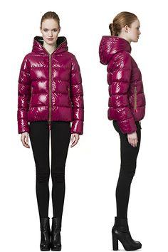 Thia #duvetica #downjacket #fw14 #fashion