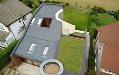 Roof Assured by Sarnafil install green roof terraces using Sika's single ply membrane with a 15 year guarantee.