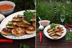 Картофельные котлеты с пармезаном и зеленью по-итальянски (Subrich di Patate)