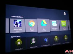 Last week we discussed how to find additional apps for your Android TV device. If you missed the article, basically, not all apps that are compatible with