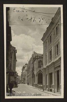 Foto antigua de CALI.http://www.plusesmas.com/#