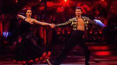 Joe and Katya Paso Doble to 'Diablo Rojo' by Rodrigo y Gabriela