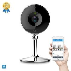 mySight2K by iLuv Wi-Fi Cloud-Based 2K HD Video Camera for Home and Business Monitoring For Sale http://ift.tt/2fkE44f