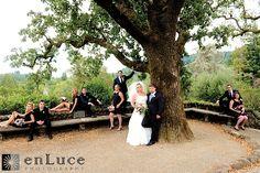 San Francisco Theological Seminary Wedding in San Anselmo - Bree & Anthony