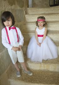 1000 images about mariage habillement enfants cortege on pinterest flower girl dresses red. Black Bedroom Furniture Sets. Home Design Ideas