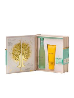 Tonifying Body Set Cleanse, Exfoliate, and Invigorate by Decleor on Gilt.com