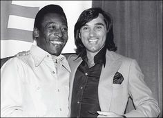 Pele and George Best - 8 photos of Pele