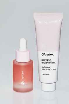 Super Glow + Priming Moisturizer