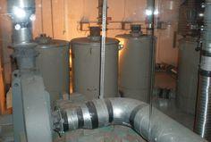 Berlin Bunker Mehrzweckanlage Kudamm Karree - Lüftungsanlage