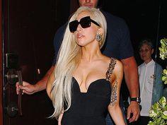 3/2012  Lady Gaga & Taylor Kinney Eat Their Way Through Wine Country - Couples, Lady Gaga, Restaurant : People.com