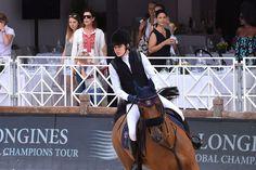 Charlotte Casiraghi À Monaco, Le 23 Juin 2017 10