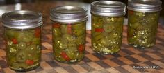 Recipes We Love: Canning Jalapeno Rings